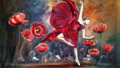Ballo coi fiori @