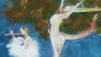 La ballerina e l'albero